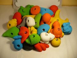 Sady chytů - HELLA - sada pro nejmenší děti