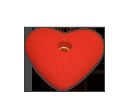 Dětské chyty - Srdce