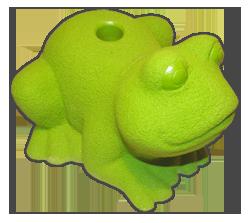 Dětské chyty - Žába